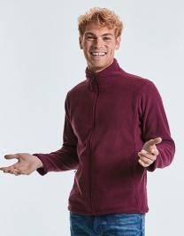 Men`s Full Zip Outdoor Fleece